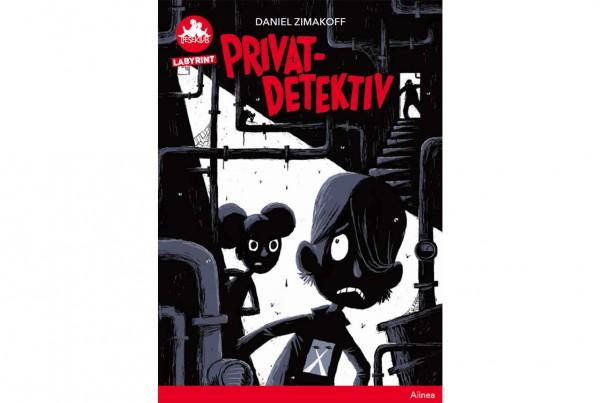 privatdetektiv forside