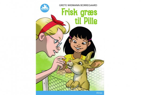 Frisk græs til Pille cover