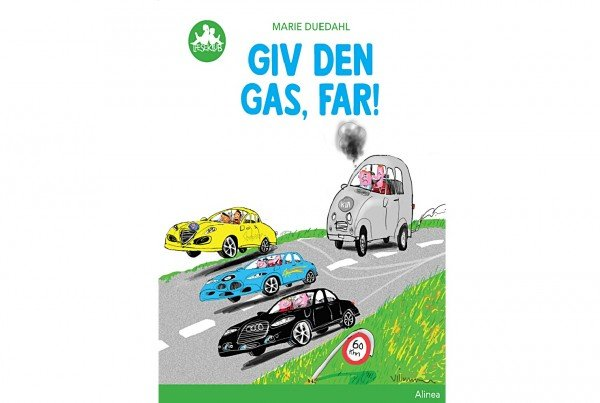 Giv den gas far cover