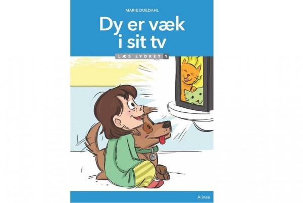 dy er væk i sit tv_cover