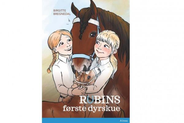 rubins foerste dyrskue_cover