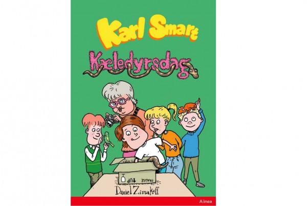 karl smart kaeledyrsdag_cover