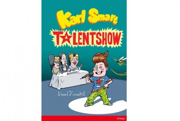 karl smart talentshow_cover